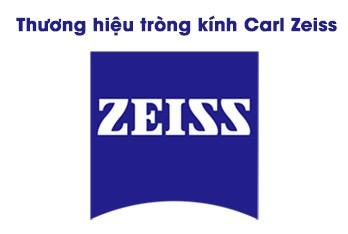 Giới thiệu thương hiệu tròng kính Carl Zeiss