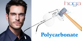 Tròng Kính Chống Bể HOGA 1.59 Polycarbonate