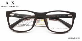 Gọng Kính Nhựa TR90 Armani Exchange AX3034F-8194