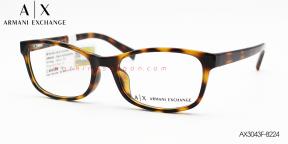 Gọng Kính Nhựa TR90 Armani Exchange AX3043F-8224