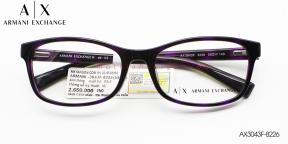 Gọng Kính Nhựa TR90 Armani Exchange AX3043F-8226