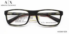 Gọng Kính Nhựa TR90 Armani Exchange AX3046F-8228